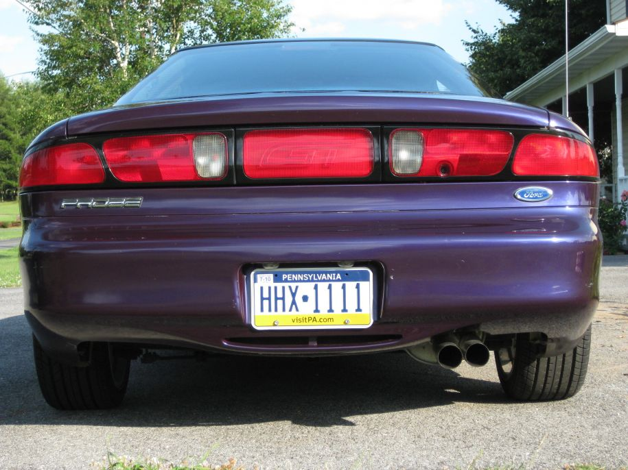 4given1s 1997 Ford Probe GT