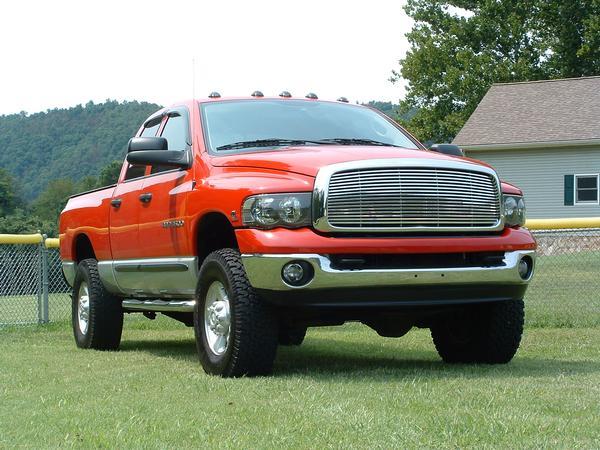 2003 Dodge Ram 3500