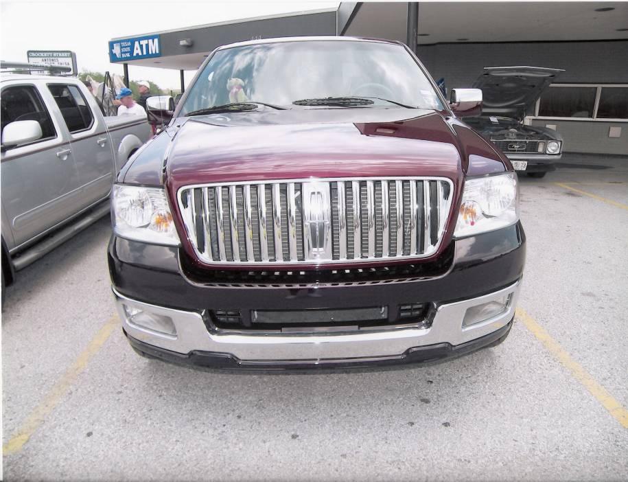 2006 Lincoln Mark LT  4X4
