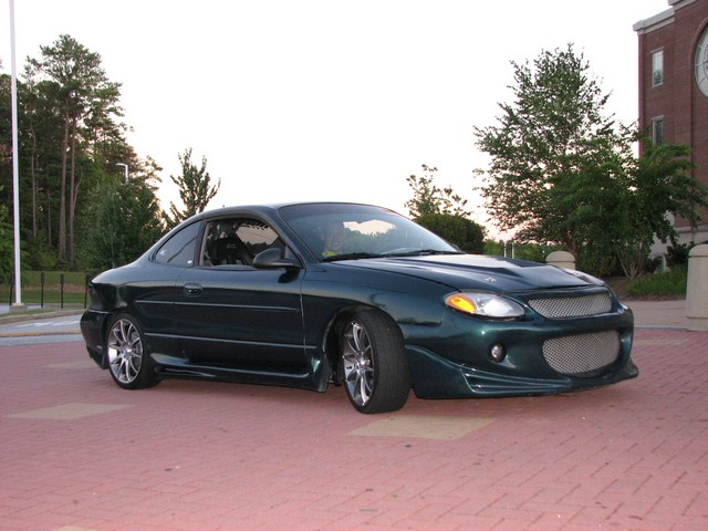 1999 Ford Escort ZX2