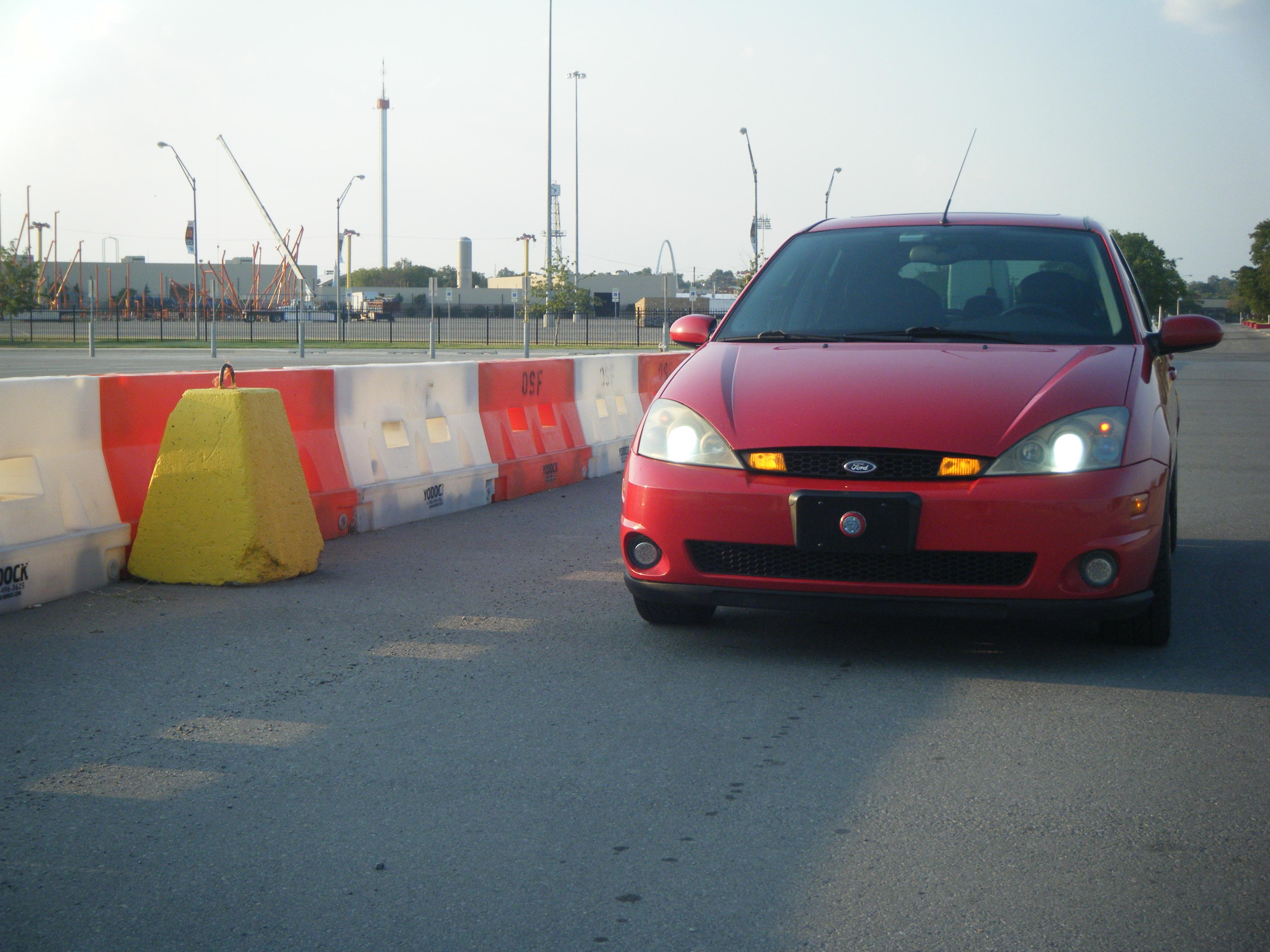 2003 Ford Focus SVT