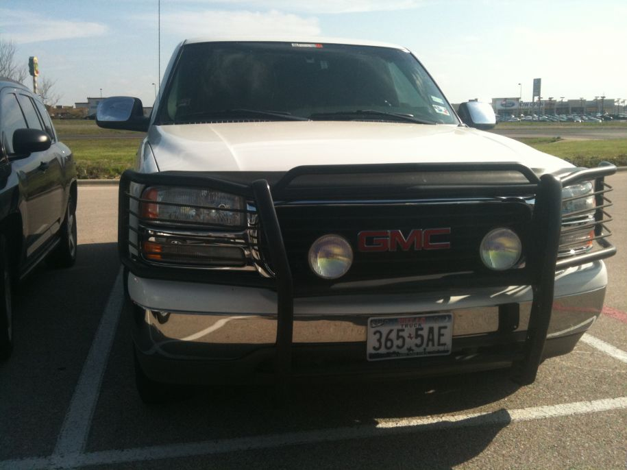2002 GMC PICK/UP