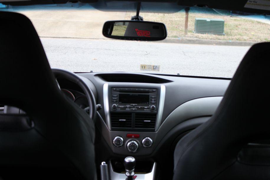 2008 Subaru WRX STi