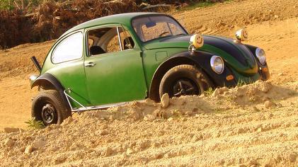 1969 VW BAJA