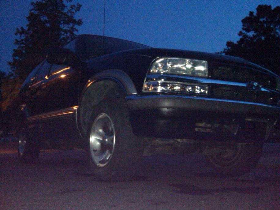 2000 Chevy Blazer LT