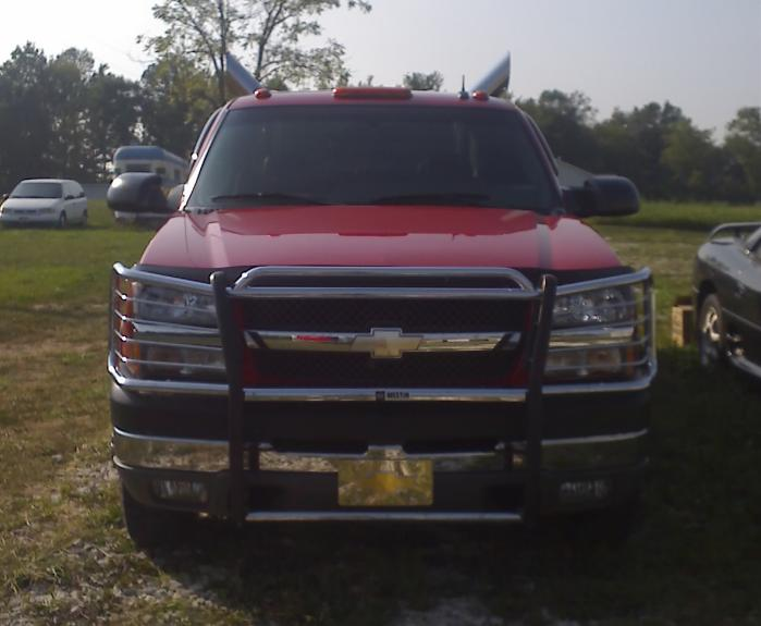 2003 Chevy 3500 Dually
