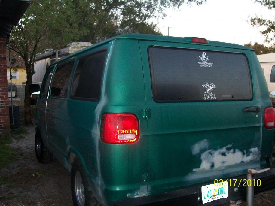 1994 dodge b150-van