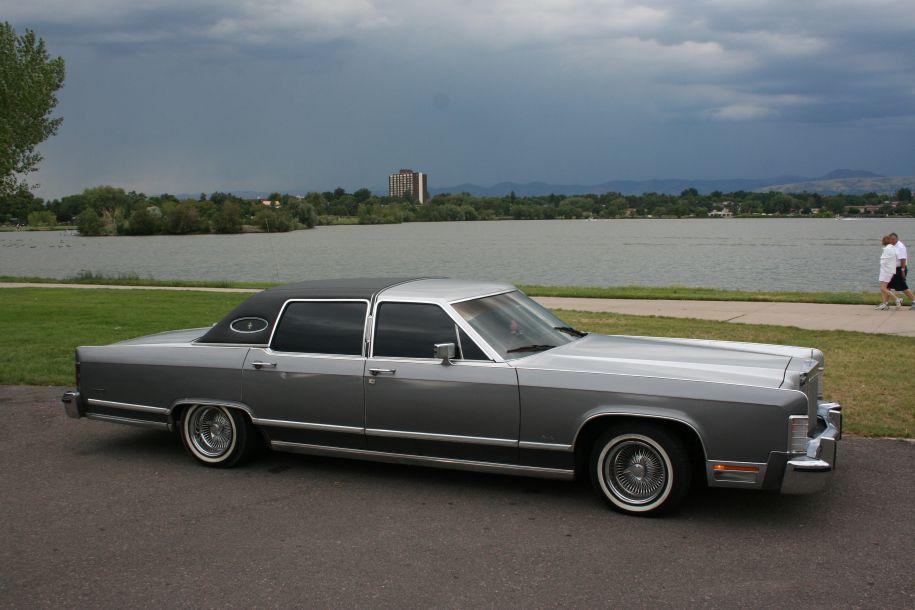 RichsLinkin's 1979 Lincoln Continental