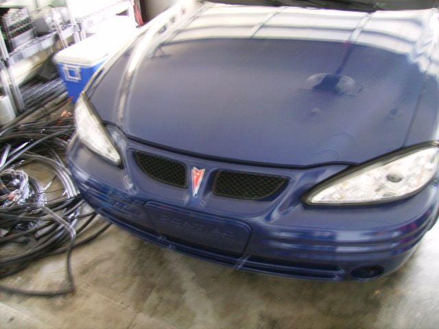 2002 Pontiac Grand Am Se