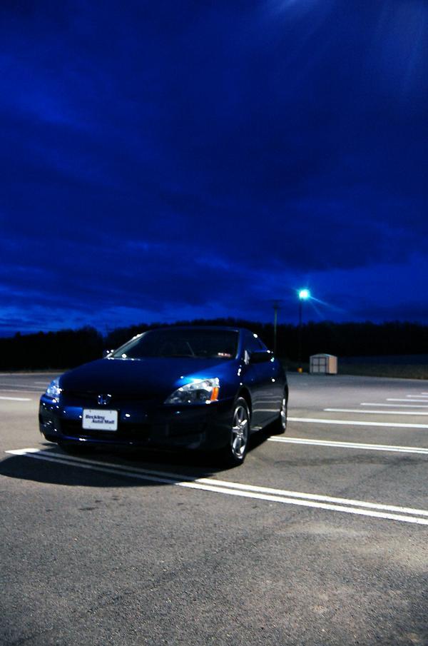 2003 Honda Accord v6at