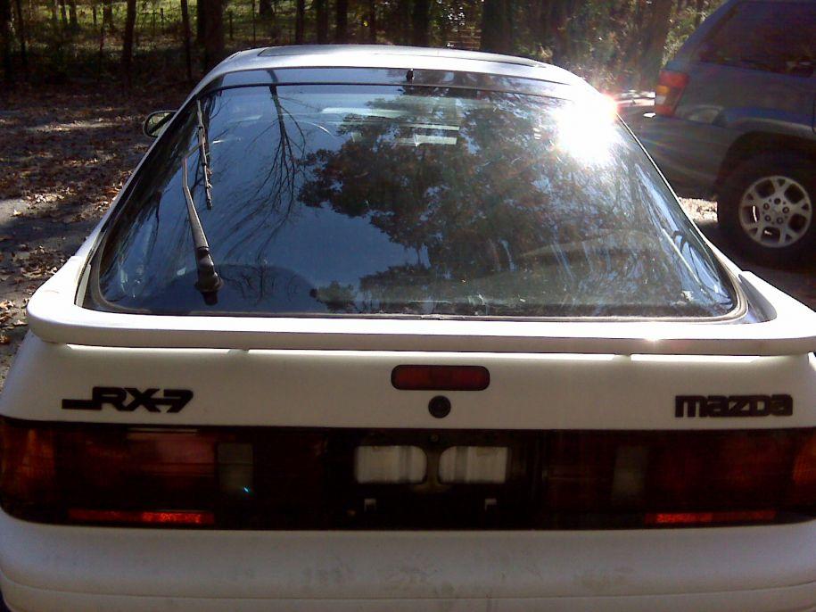 1990 Mazda rx-7 Turbo II