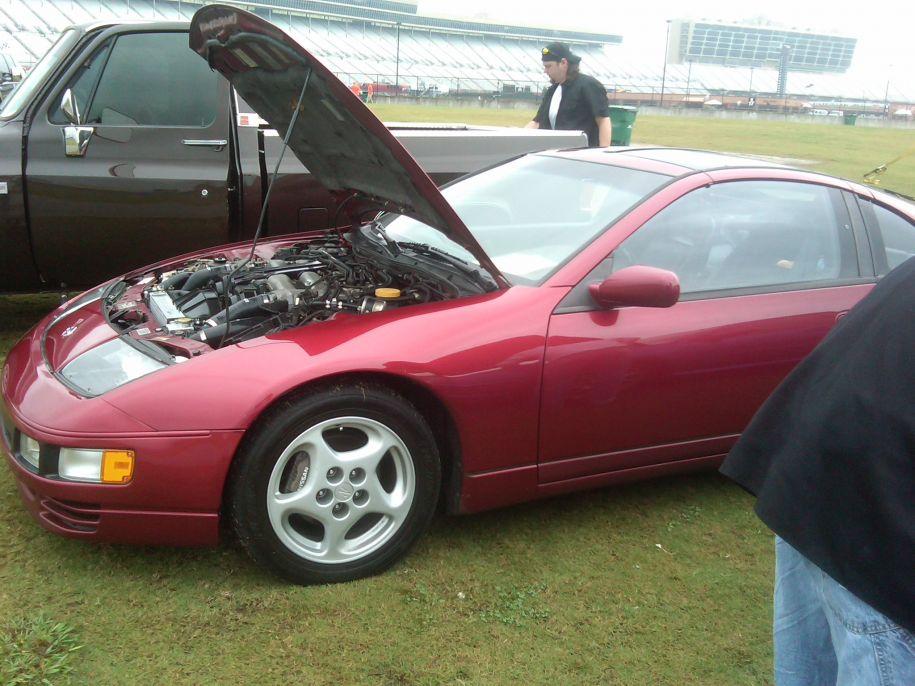 1991 Nissan 300zx TT