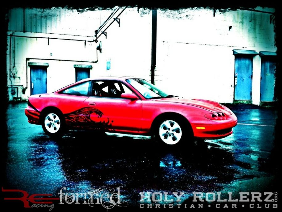 93 Mazda mx-6