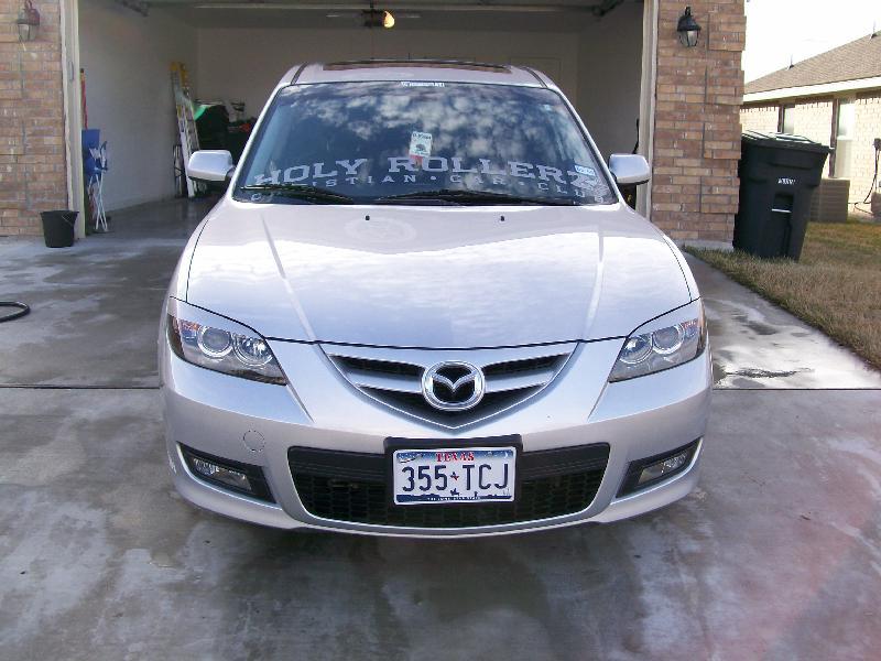 07 Mazda 3